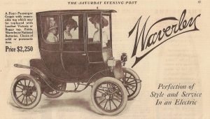 Waverley Electric Car